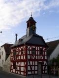 Wilhelmsdorfer Rathaus im Juli 2011